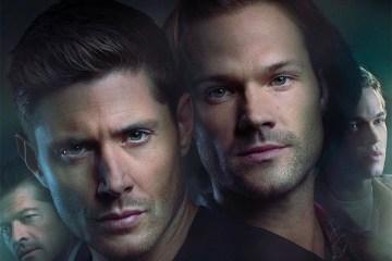 Protagonistas de Supernatural se despiden con emotivos mensajes