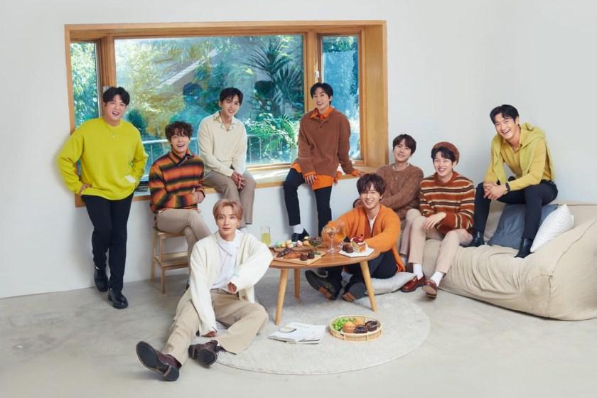 Super Junior celebrará 15 años