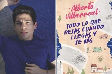 Alberto Villarreal habla de su libro de poemas