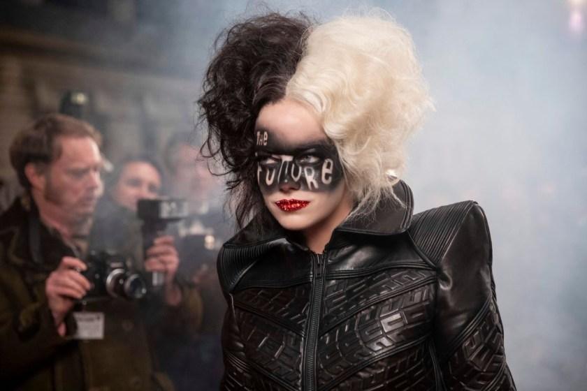 Cruella con Emma Stone