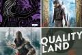 Cazadores de Sombras, Assassin's Creed, QualittyLand, Ink Cicatriz