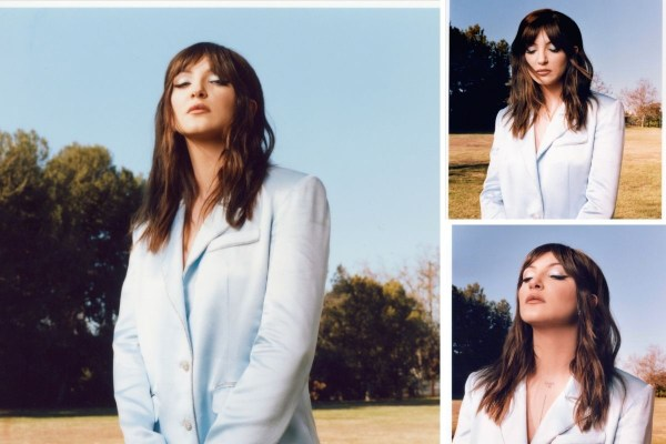 Julia Michaels habla de su disco Not in chronological order.