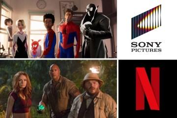 Netflix y Sony Pictures firman acuerdo