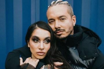 """J Balvin lanza dueto con María Becerra, """"Qué más pues?"""""""