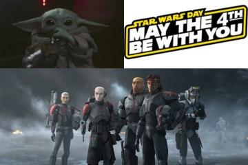 Festejos del Star Wars Day 2021 en Latinoamérica.