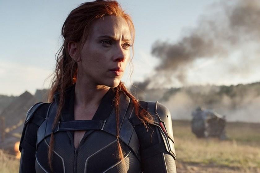 Scarlett Johansson presenta avance de Black Widow