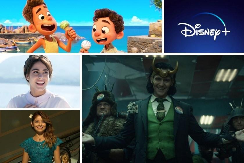 Loki, Luca, conciertos de Soy Luna y Violetta, llegan a Disney+ en junio.