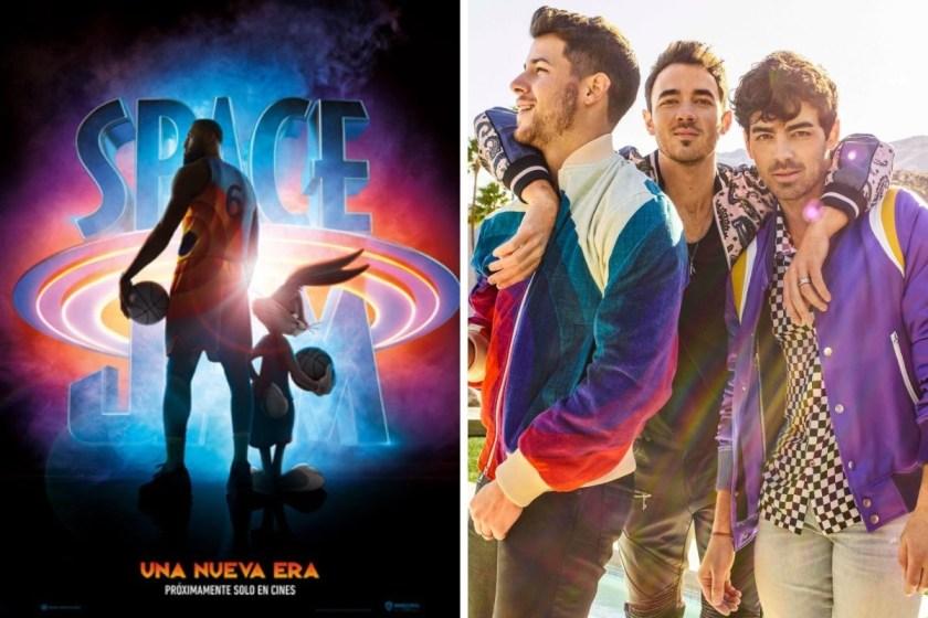 Space Jam: A new legacy tendrá soundtrack con Jonas Brothers y otros.