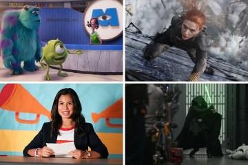 Estrenos de Disney+ en agosto.