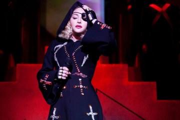 Madonna estrenará el documental Madame X en Paramount+. Foto: cortesía Paramount+.