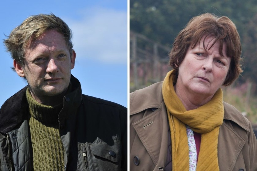 Vera y Shetland, series de misterio de AcornTV.