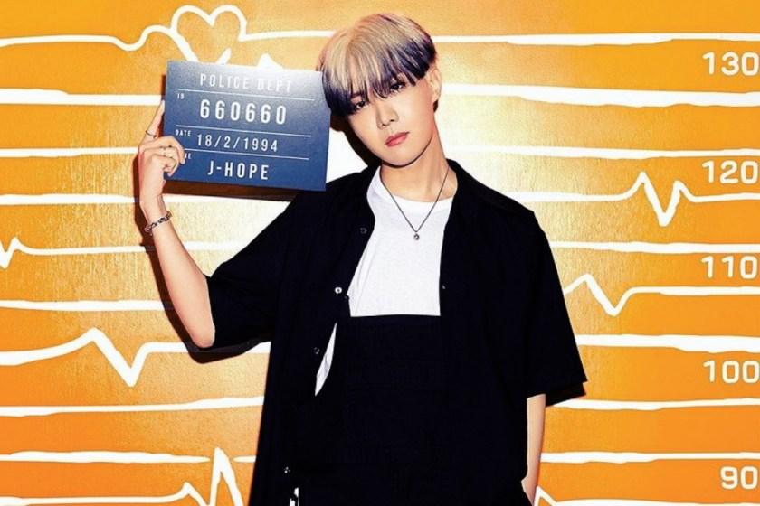 J-Hope, de BTS, consigue importantes logros en Spotify.