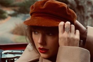 Taylor Swift revela todos los tracks del disco Red (Taylor's version)