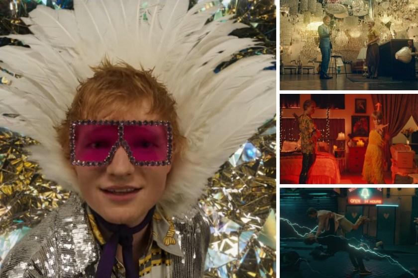"""Ed Sheeran estrenó """"Shivers"""", de su disco = (Equals)."""