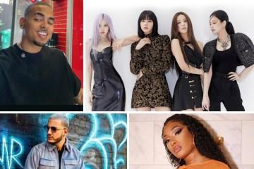 Ozuna revela colaboración con BLACKPINK, Megan Thee Stallion y DJ Snake.