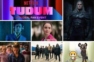 Estos famosos estarán en el TUDU; de Netflix presentando avances de series y películas.