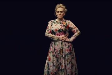 Adele da más detalles de su disco. Imagen: YouTube.