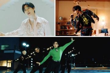 """Eunhyuk, de Super Junior, lanzó su single y video """"be""""."""