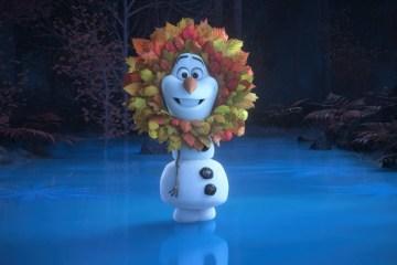 Olaf presentará cortos en el Frozen Fan Fest de Disney+.