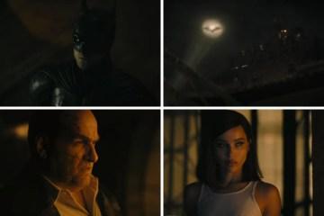 The Batman estuvo en DCFanDome 2021.