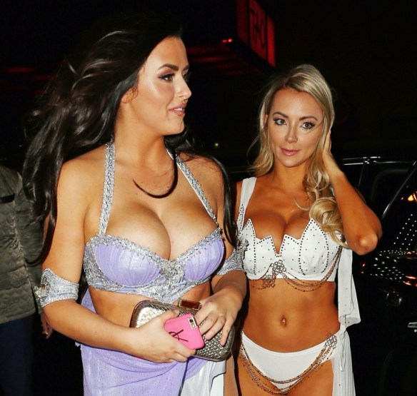 Abigail-Ratchford-and-Lindsey-Pelas-Sexy-11