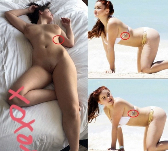 Modern Family star Ariel Winter nude photos leaked from hacked iCloud by The Fappening