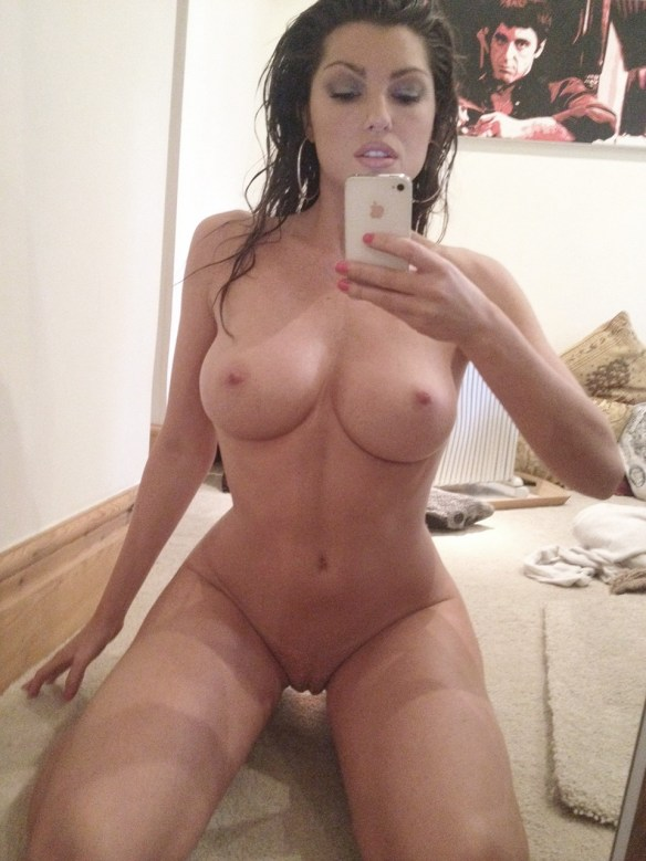 Big Brother star Louise Cliffe nude selfies leaked