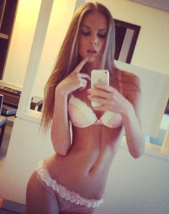 Jewish reality TV star Whitney Port leaked nude selfies