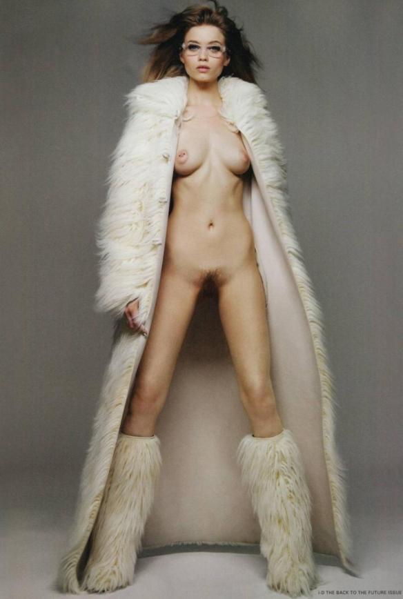 Model Abbey Lee Kershaw Leaked Nudes