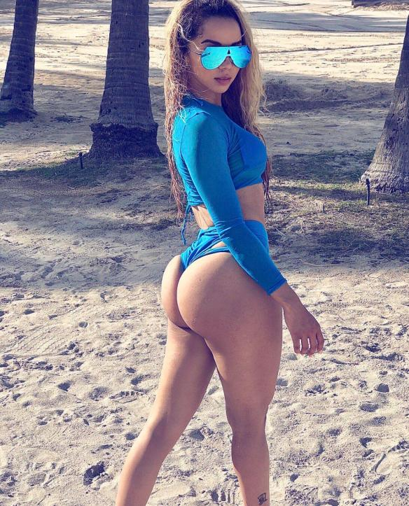 Instagram fitness model Brittany Renner nude photos and videos leaked The Fappening 2019
