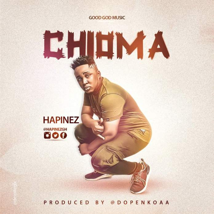 Download Exclusive: Hapines - Chioma_www.celebritieshype.com