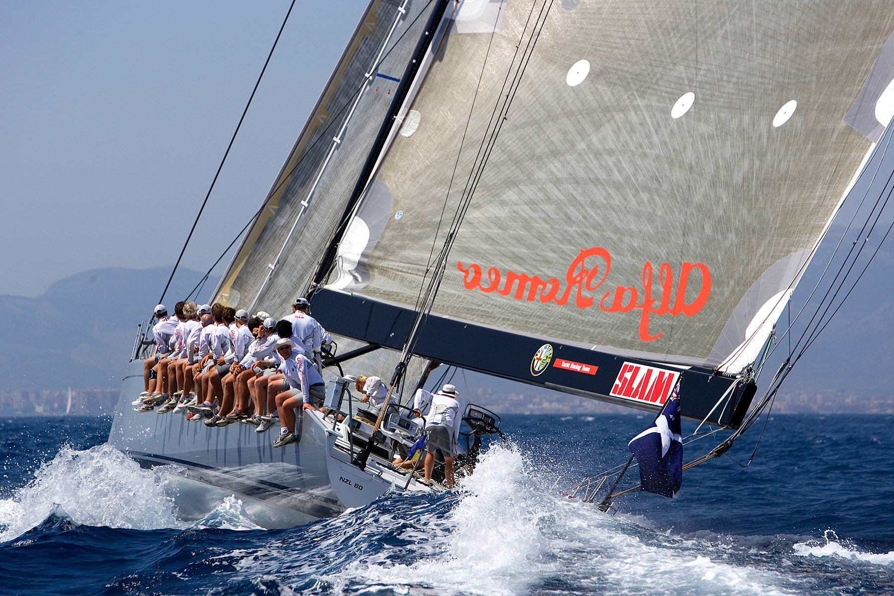 The Superstars Of Yacht Racing Luxury Yachts And Fame
