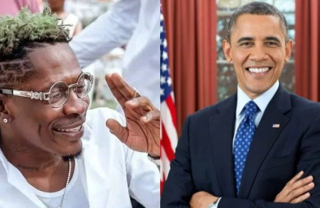 Shatta Wale Makes It To Barrack Obama's 2020 Summer Playlist (Screenshot)