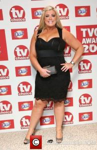 Gemma Collins TV Choice Awards