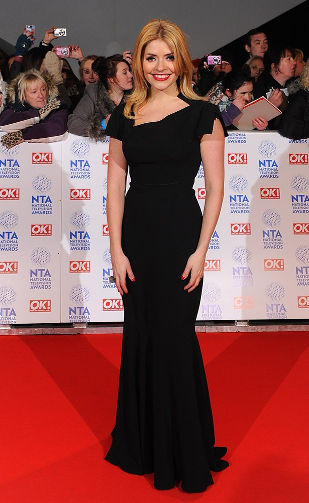 Holly Willoughby NTA 2013