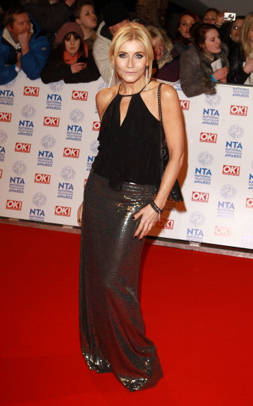 Michelle Collins NTA 2013