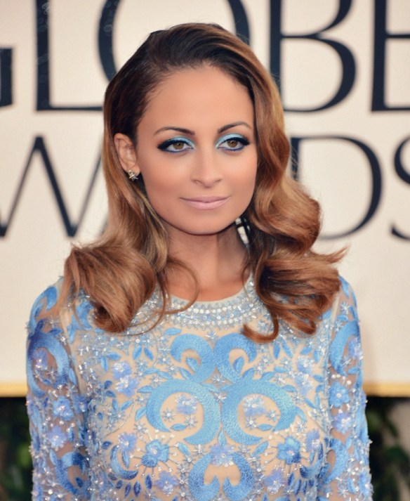 Nicole Richie Hair