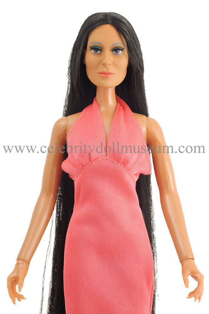 Cher 1976 Celebrity Doll Museum