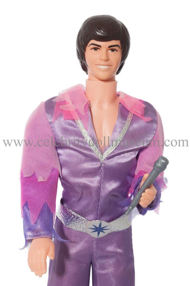 Donny Osmond Celebrity Doll Museum
