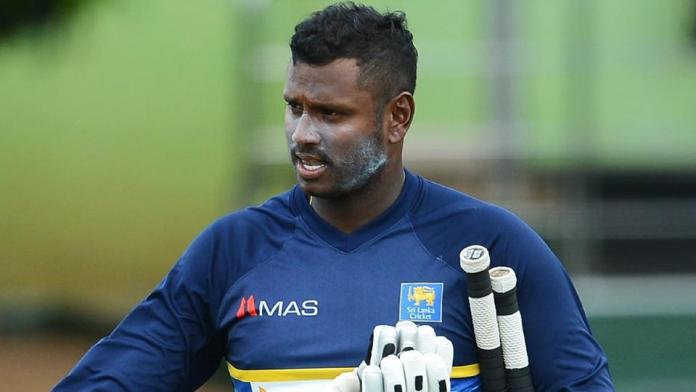 Angelo Mathews earnings