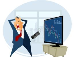 Failure at stock trading