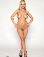 A J Cook Naked Body Busty 001