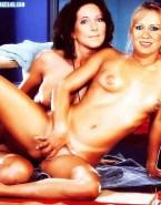 Frida Lyngstad & Agnetha Faltskog ABBA Porn Fake-042