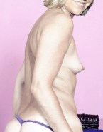 Agnetha Faltskog Booty Nude Fake-011