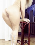Agnetha Faltskog Booty Nude Fake-012
