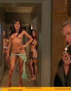 Alessandra Ambrosio Boobs Lesbian Fake 001