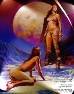 Alessandra Ambrosio Nude Fake 002