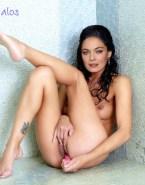 Alexa Davalos Rubs Pussy Sex Toy Porn 001