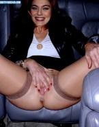 Alexa Davalos Spread Tight Pussy Porn 001