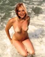 Alexa Vega Beach Wet Nsfw 001